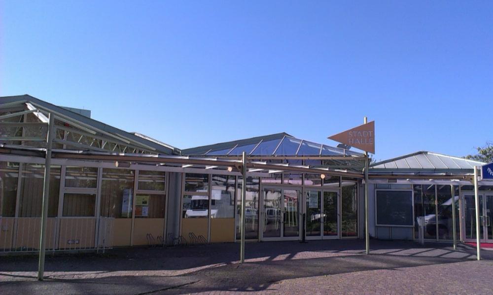 Stadthalle Leonberg