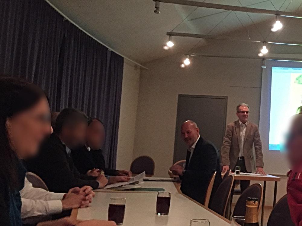Mitgliederversammlung im Ezach