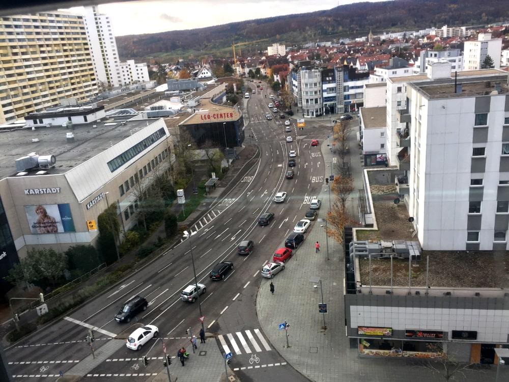Leonberg, Stadtmitte