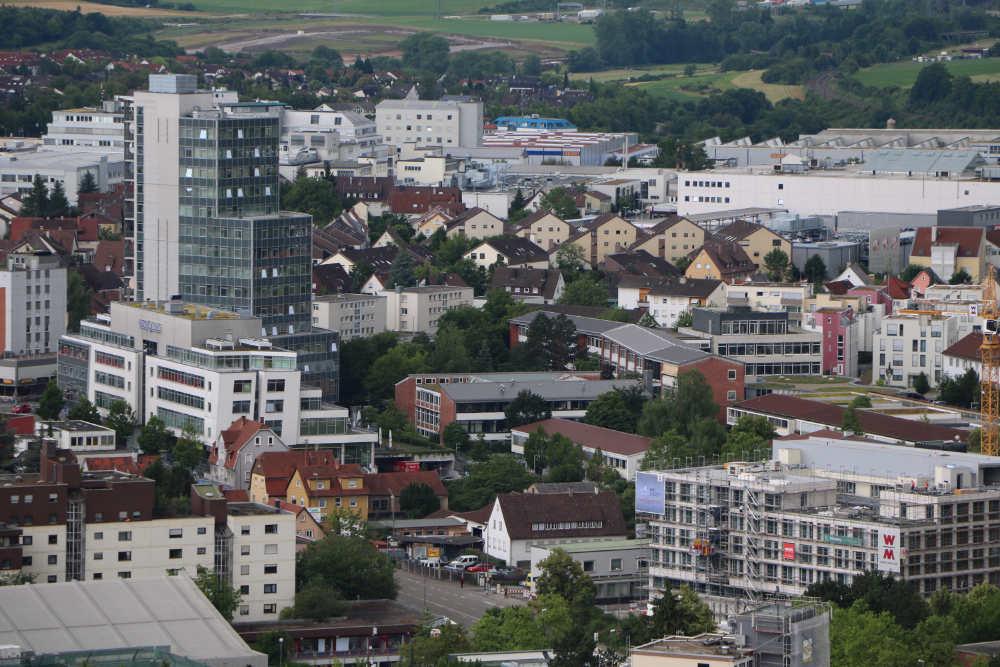 Leonberg Stadtmitte